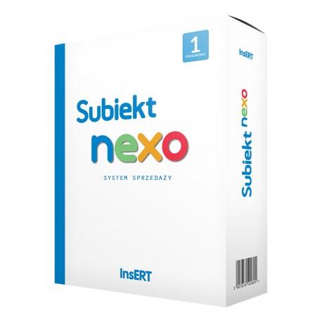 Subiekt Nexo system wspomagania sprzedaży